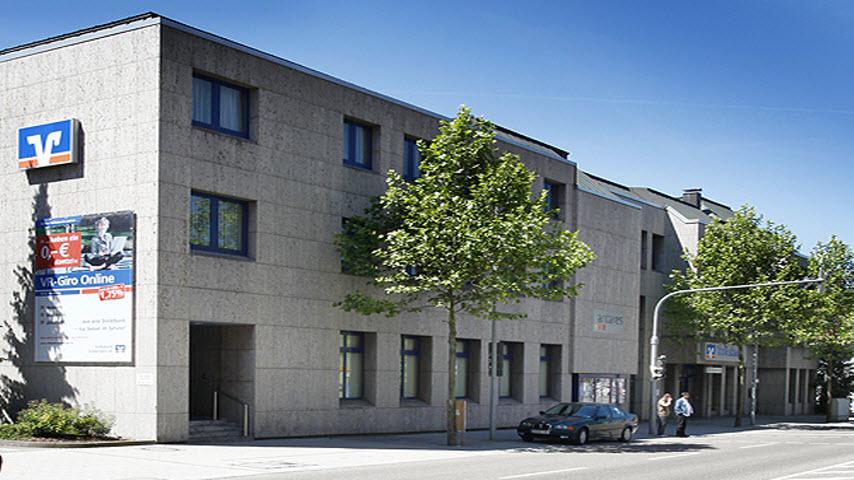 Volksbank Göppingen eG, Dienstleistungszentrum Geislingen