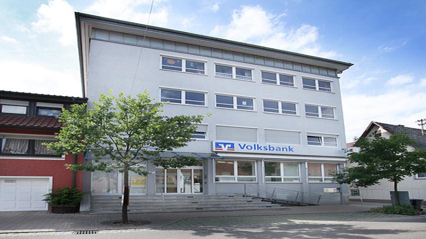 Geldautomat Volksbank Goppingen Eg Banken Kuchen Deutschland