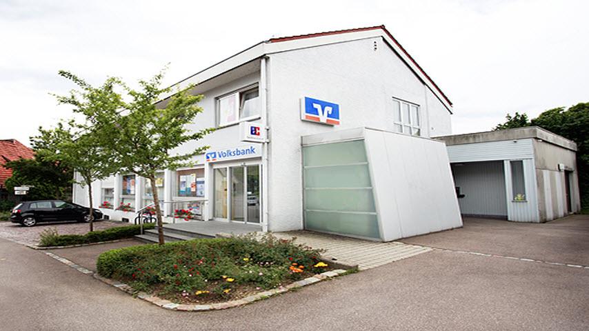 Volksbank Göppingen eG, Geschäftsstelle Zell u.A.