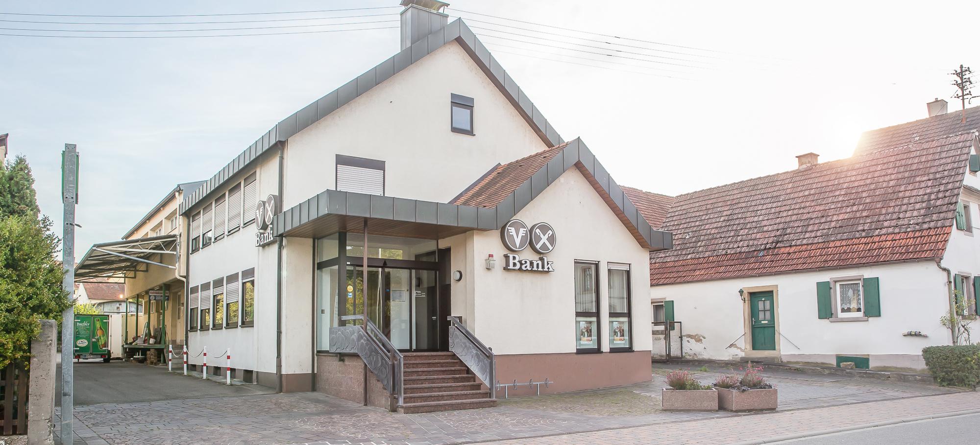 Volksbank Bruchsal-Bretten eG, SB-Filiale Helmsheim