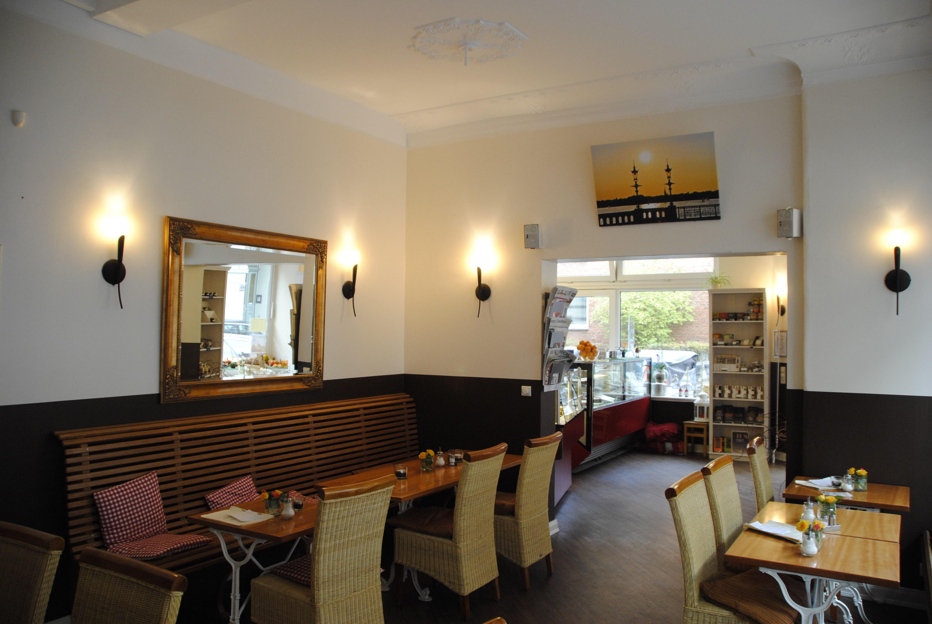 Konditorei Café Frühstückscafé Naschhafen