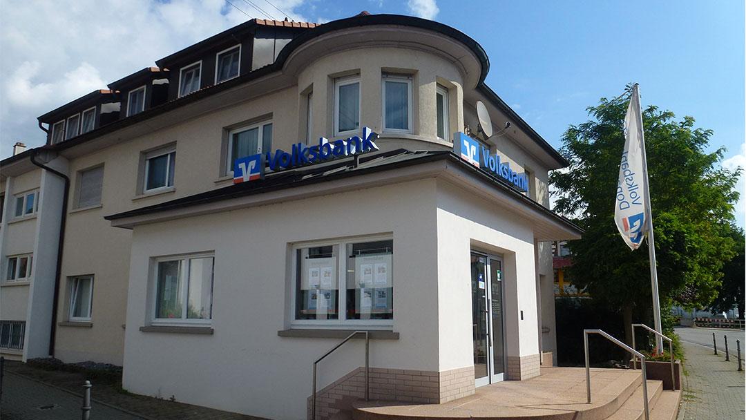 Volksbank Schwarzwald-Donau-Neckar eG, Beratungsfiliale Immendingen