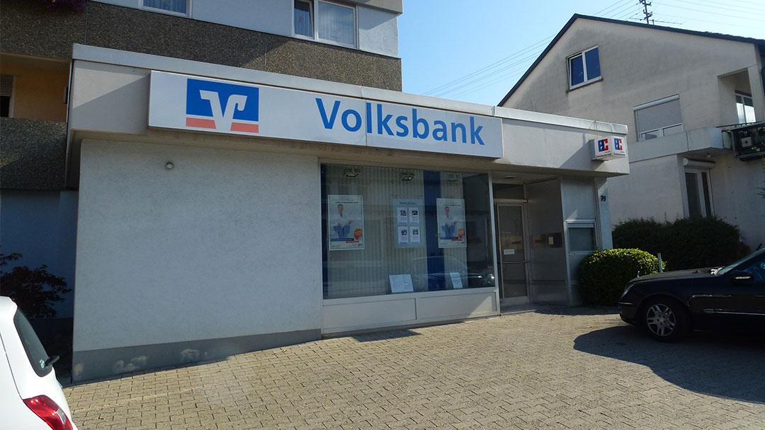 Volksbank Schwarzwald-Donau-Neckar eG, Servicefiliale Nendingen