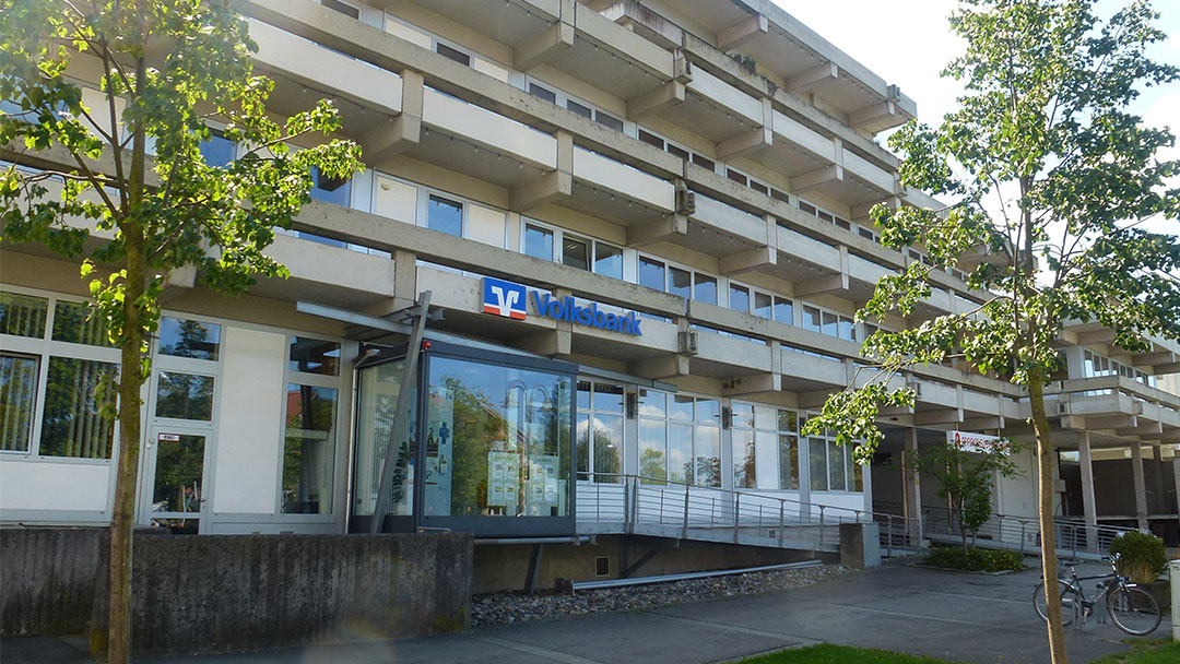 Volksbank Schwarzwald-Donau-Neckar eG, Beratungsfiliale Spaichingen