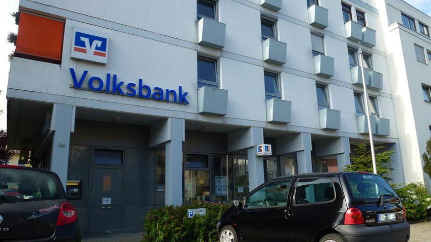 Volksbank Schwarzwald-Donau-Neckar eG, SB-Filiale Tuttlingen Neuhauser Str.