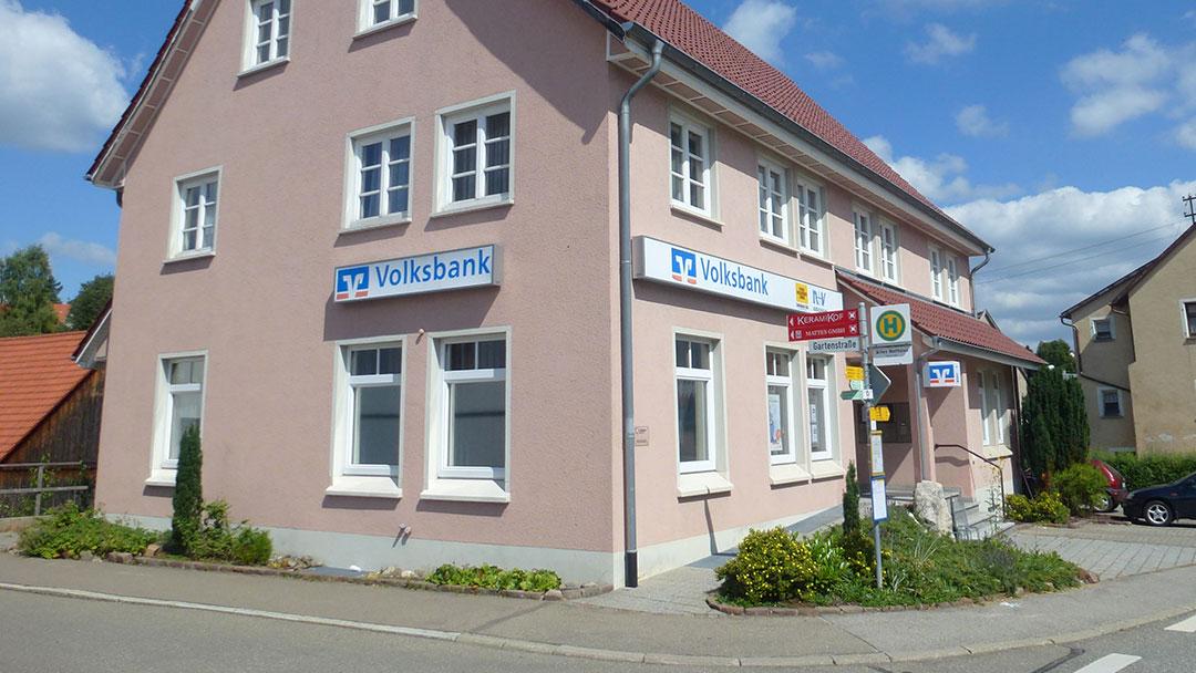 Volksbank Schwarzwald-Donau-Neckar eG, Servicefiliale Böttingen