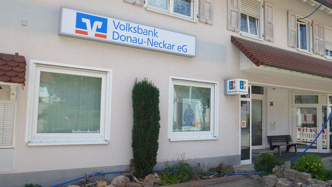 Volksbank Schwarzwald-Donau-Neckar eG, SB-Filiale Deilingen