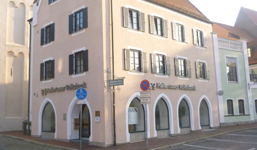 Volksbank Raiffeisenbank Bayern Mitte eG, Geschäftsstelle Moosburg