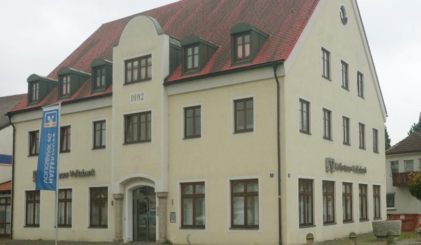 Volksbank Raiffeisenbank Bayern Mitte eG, Geschäftsstelle Hohenwart