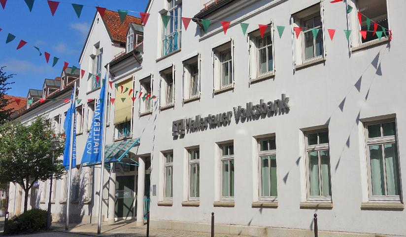 Volksbank Raiffeisenbank Bayern Mitte eG, Geschäftsstelle Mainburg