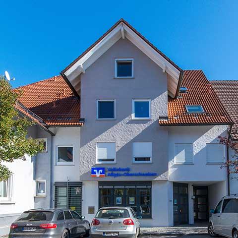 Foto de Volksbank Allgäu-Oberschwaben eG Geschäftsstelle Amtzell