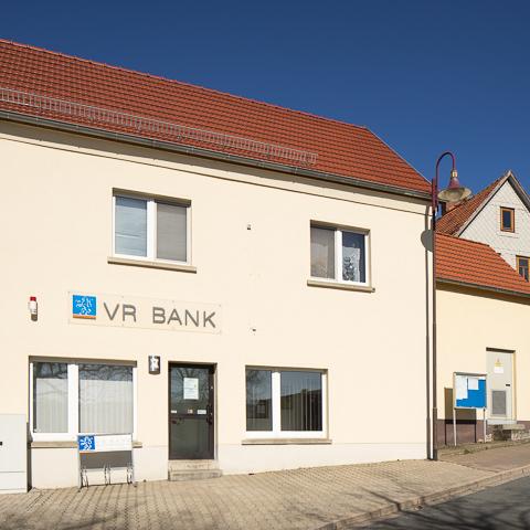 Foto de VR Bank Westthüringen eG, 24h-SB-Filiale Diedorf