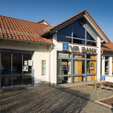 Foto de VR Bank Westthüringen eG, Filiale Lengenfeld/Stein