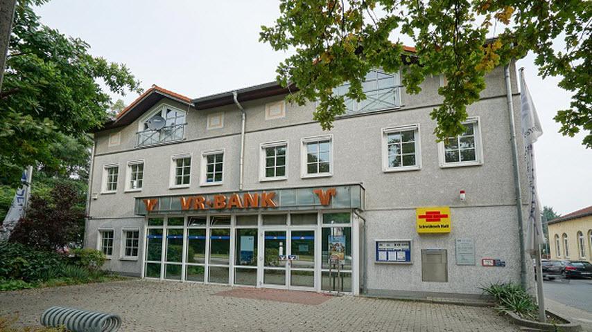 VR-Bank Fläming eG, Geschäftsstelle Bornim
