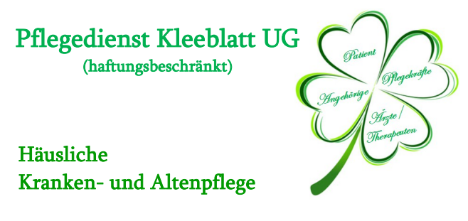 Pflegedienst Kleeblatt UG