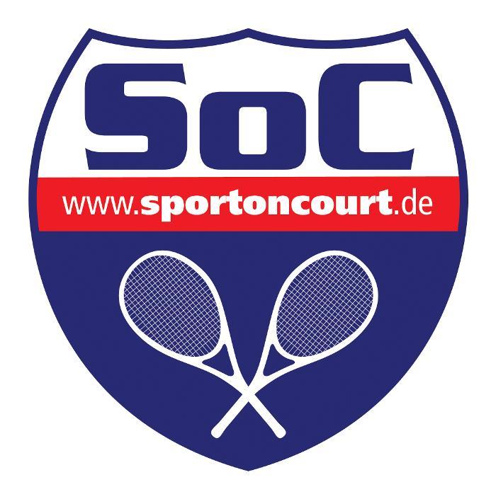 Logo von Sport on Court Tennisschule