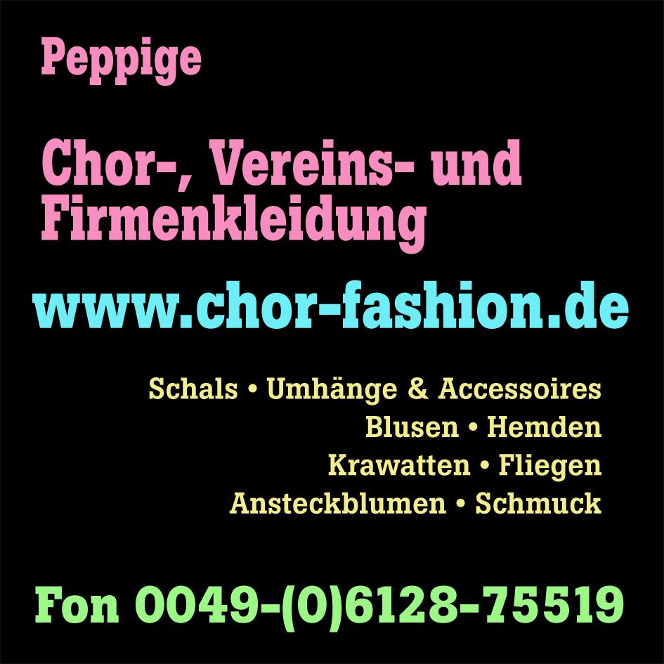 Chor-Fashion / Ja.Ro.-Music GbR