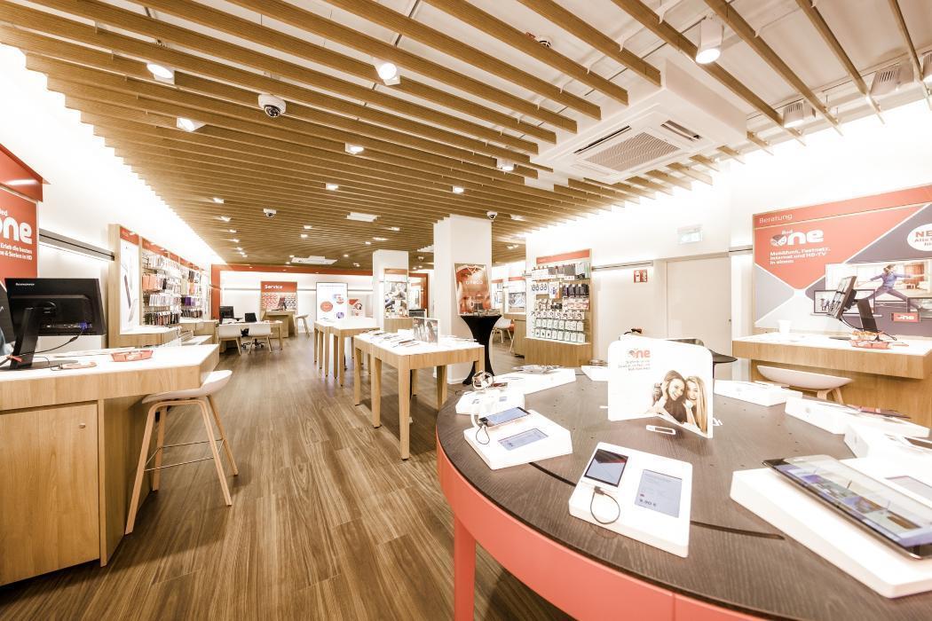 Vodafone Shop, Friedrichstraße in Düsseldorf