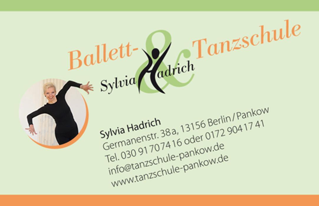 Bild zu Ballett- & Tanzschule Sylvia Hadrich in Berlin