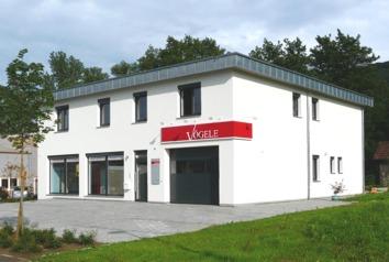 Vögele GmbH Betriebsausstattung