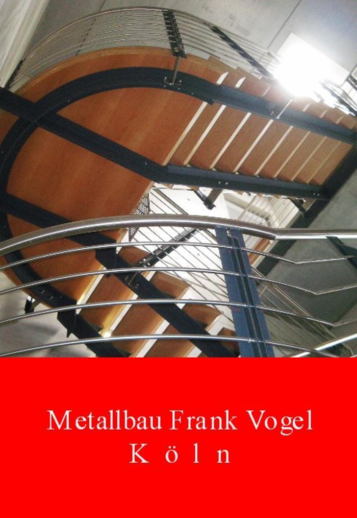 Bild zu Metallbau Frank Vogel - kölner Treppen und Geländerwerk in Köln
