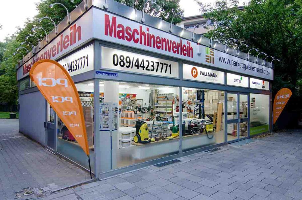 Bild zu Maschinenverleih München in München