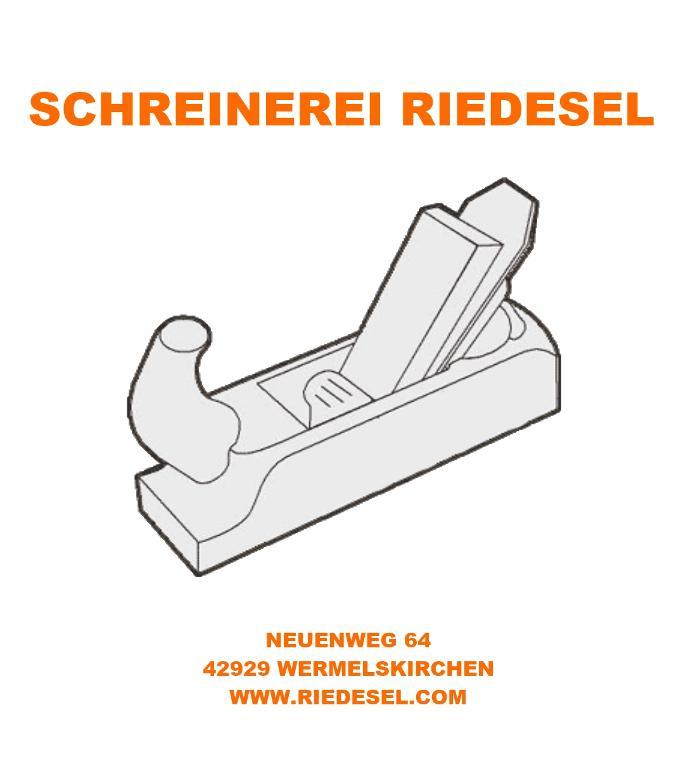 Bild zu Schreinerei Riedesel in Wermelskirchen
