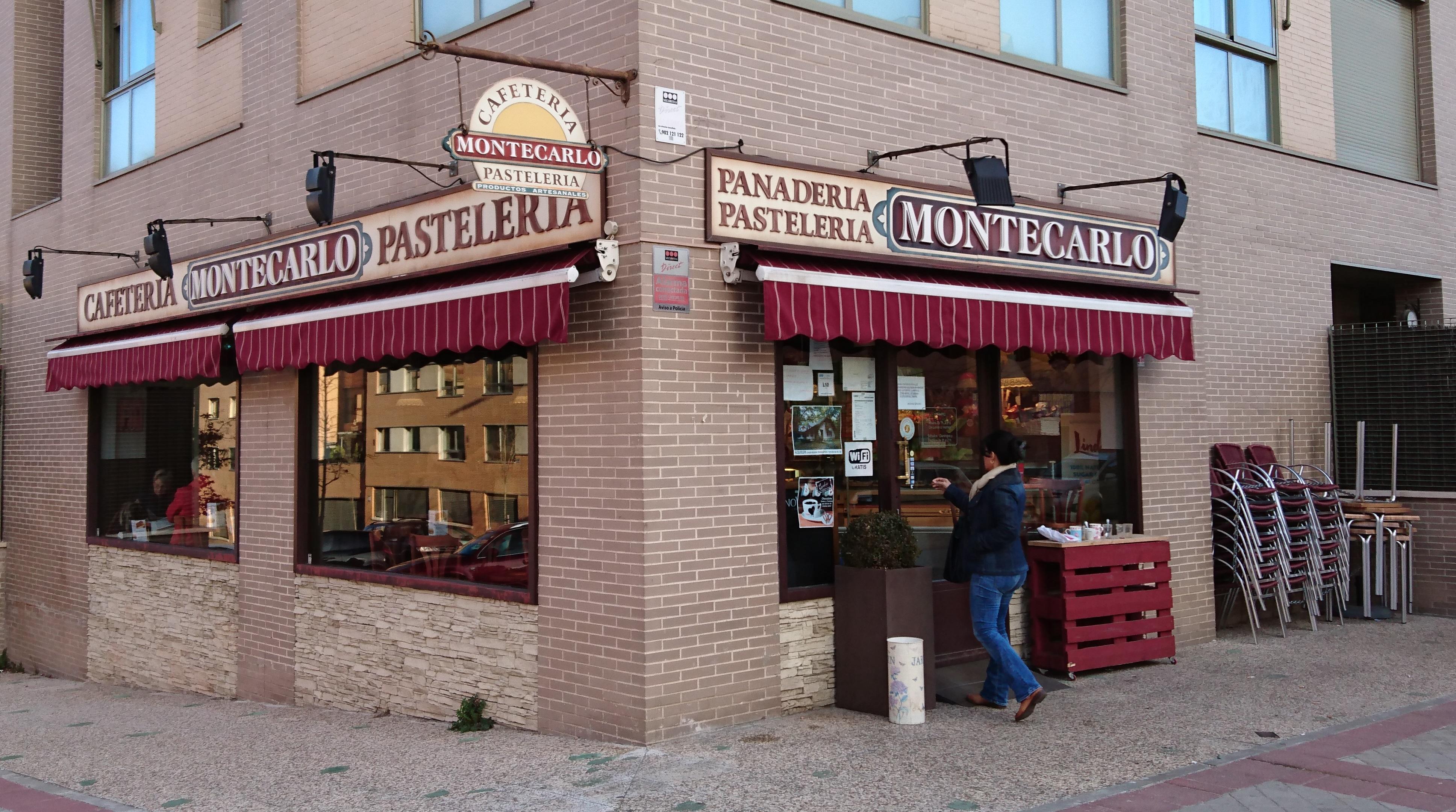 Pastelería Montecarlo