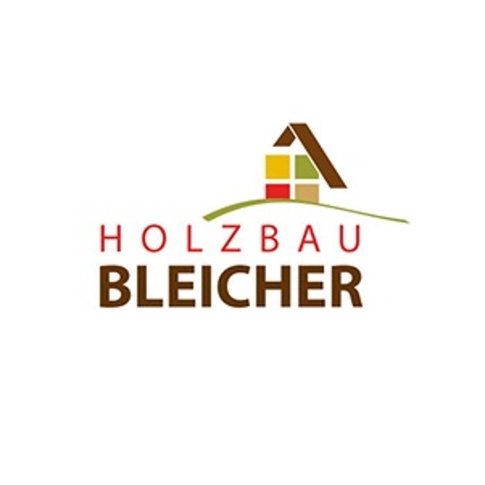 Bild zu Holzbau Bleicher, Roland Bleicher Zimmerermeister in Holzleuten Gemeinde Heuchlingen