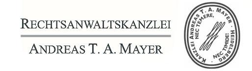 Andreas T. A. Mayer Rechtsanwaltskanzlei