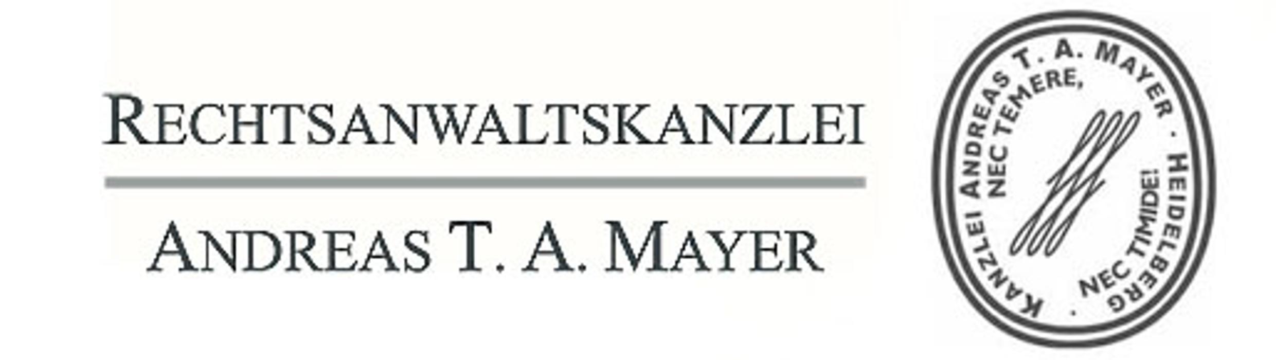 Bild zu Andreas T. A. Mayer Rechtsanwaltskanzlei in Heidelberg