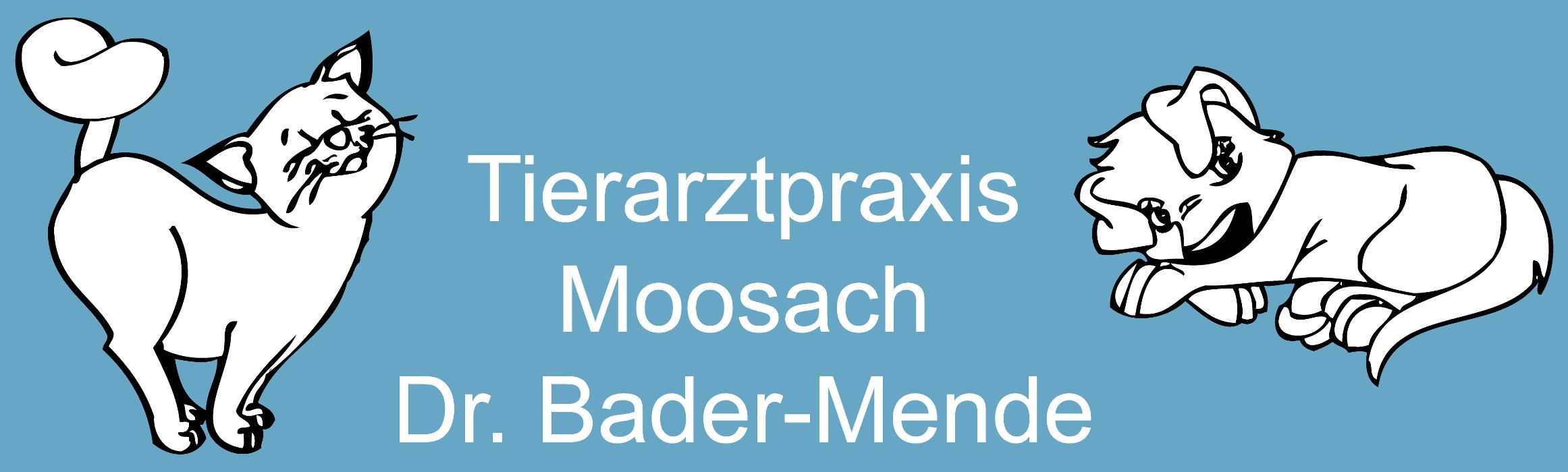 Bild zu Tierarztpraxis Moosach Dr. Bader-Mende in München