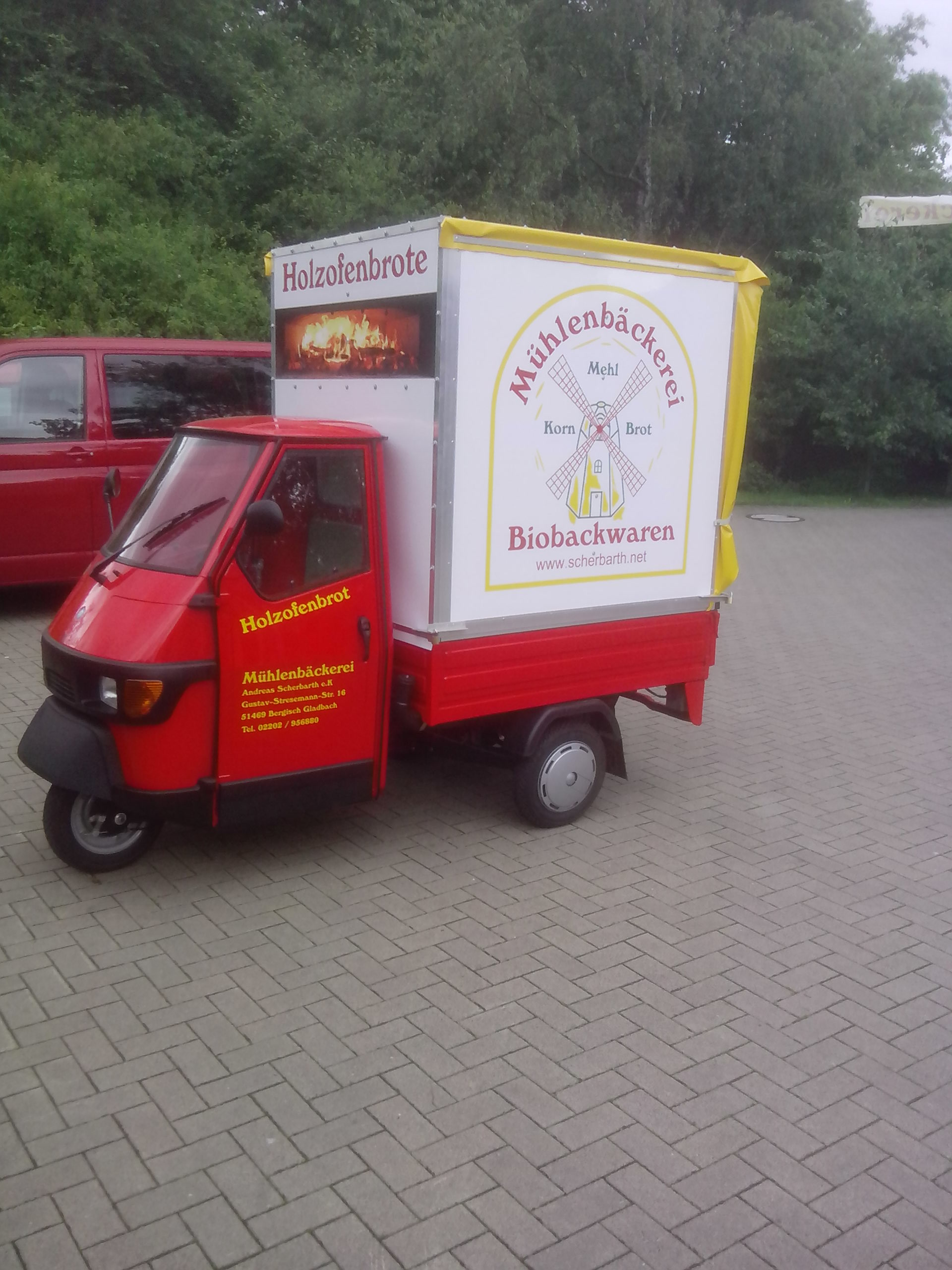 Mühlenbäckerei Andreas Scherbarth e.K.