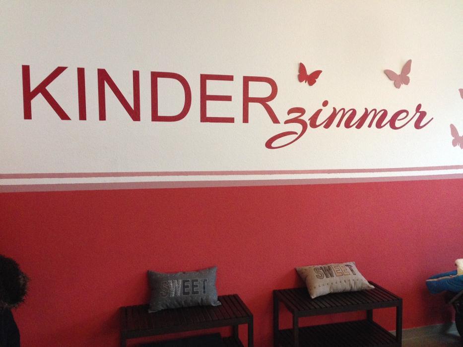 """Logo von """"KINDERzimmer"""" Betreuung der ganz Kleinen ! Tagesmutter Gabriele Pohl"""