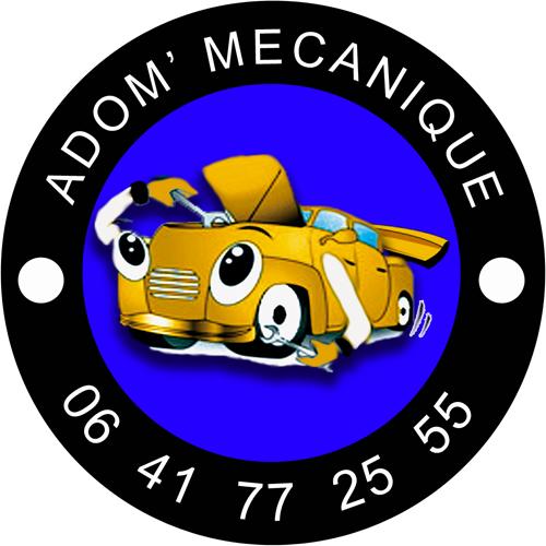 Adom' Mécanique // Garage Automobile à Domicile dépannage et remorquage d'automobile