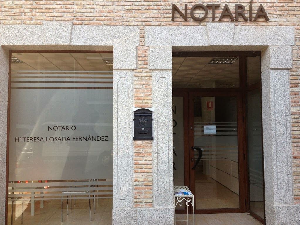 NOTARIA NAVALCARNERO CALLE ESCORIAL