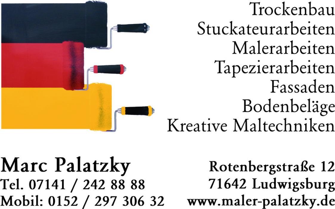 Bild zu Malerbetrieb Marc Palatzky in Ludwigsburg in Württemberg