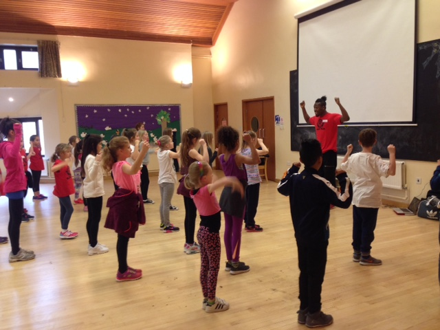 REDZ urban dance school
