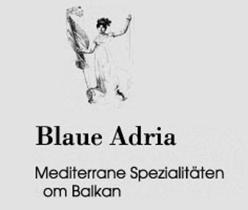 Blaue Adria Gaststätte Restaurant Milan Jovic