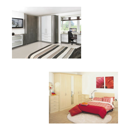 Apple Fitted Bedrooms & Bathrooms