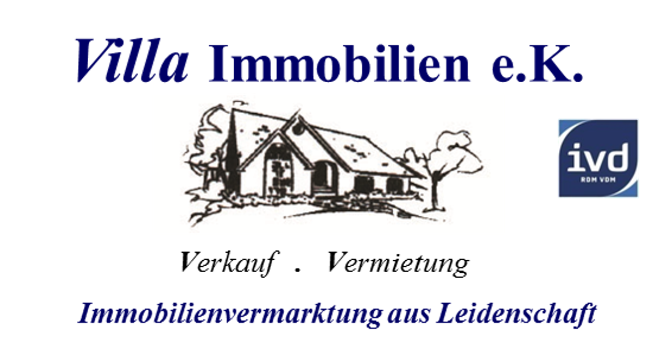 Bild zu Villa Immobilien e.K. in Mainz