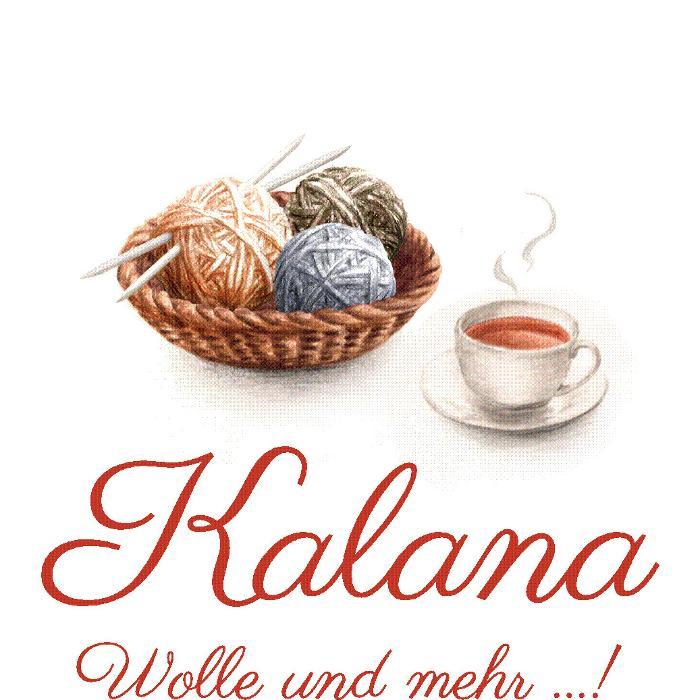 Logo von Kalana Wolle und mehr