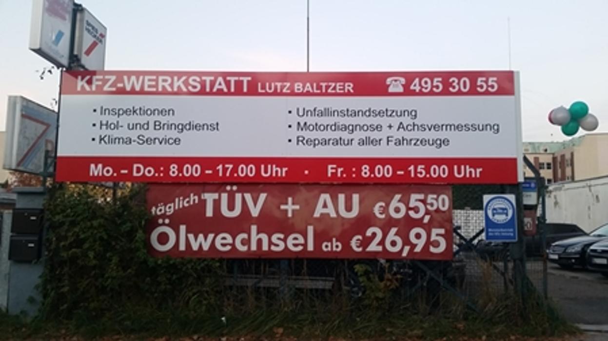 KFZ-Werkstatt Lutz Baltzer in Berlin