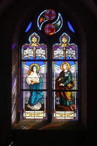 atelier reve de verre 52 - Elisabeth FRANCOIS - ROBERTY - vitraux d'art