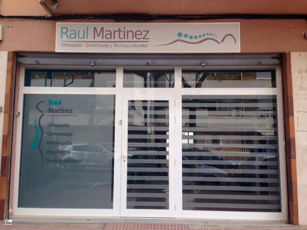 RAUL MARTINEZ OSTEOPATIA