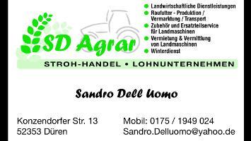 SD Agrar Lohnunternehmen - Stroh Handel