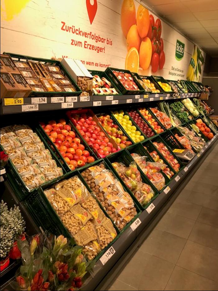 Netto Marken-Discount, Ravensberger Straße in Werther (Westfalen)