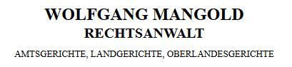 Wolfgang Mangold