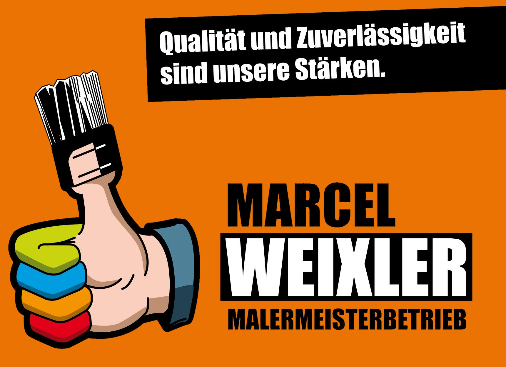 Malerbetrieb Weixler
