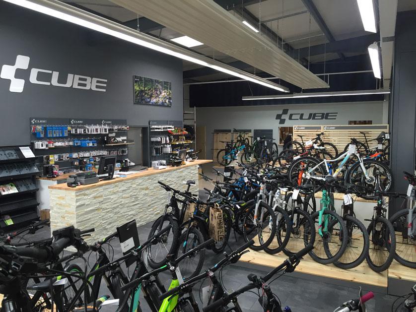 Lauf- und Fahrradcenter